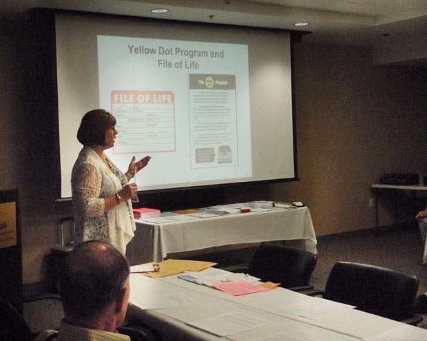 Debbie Leidheiser -Chesterfield and Richmond Area Senior Resources 1