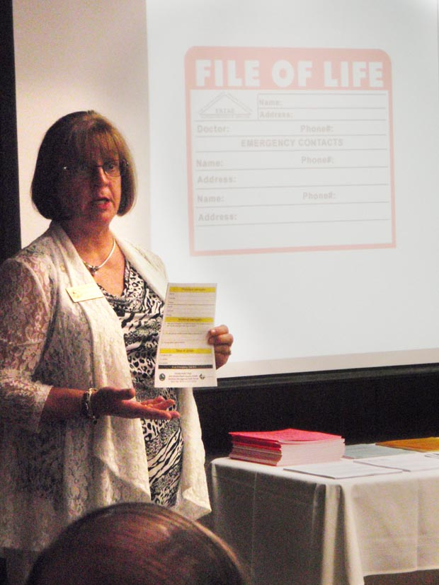 Debbie Leidheiser -Chesterfield and Richmond Area Senior Resources 4